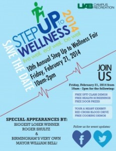UABStepuptoWellnessFair_12.20.13